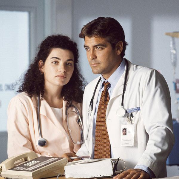 ER, George Clooney