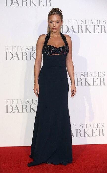Rita Ora, Fifty Shades Darker, World Press Tour