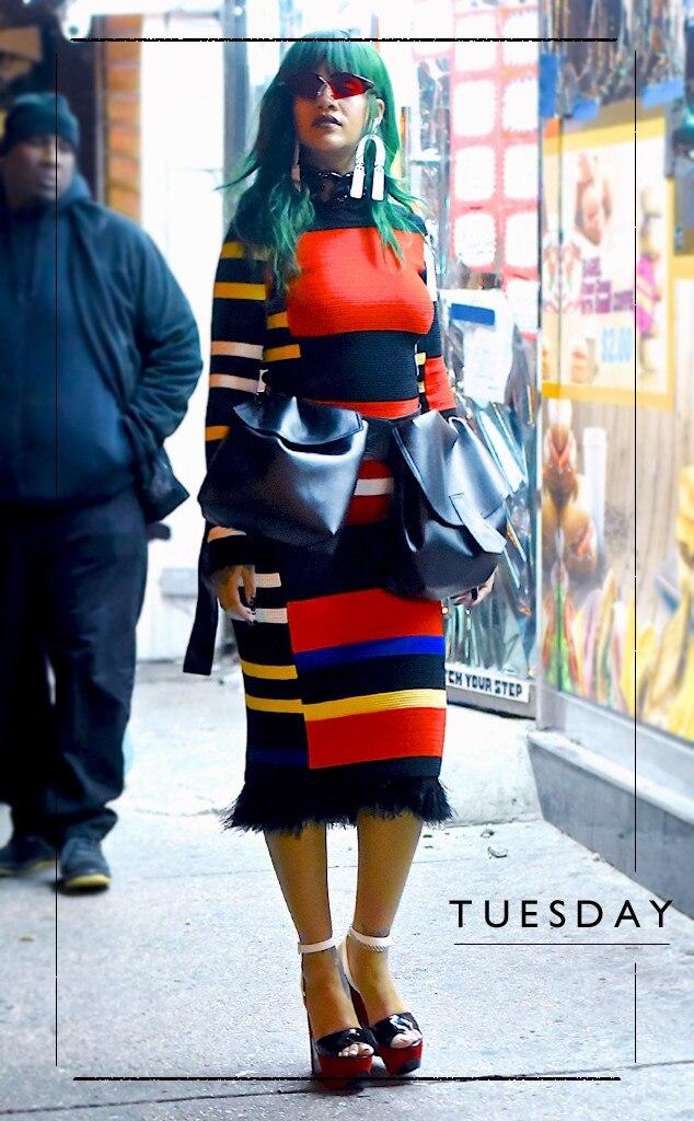 ESC: Rihanna, 5 Days