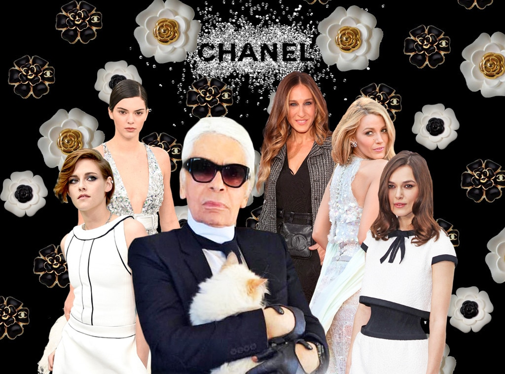 How Karl Lagerfeld Became The Master Of The Celebrity