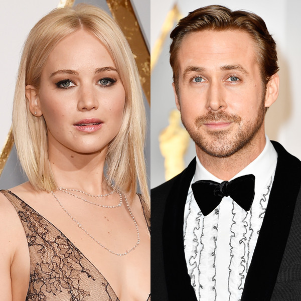 Ryan Gosling, Jennifer Lawrence