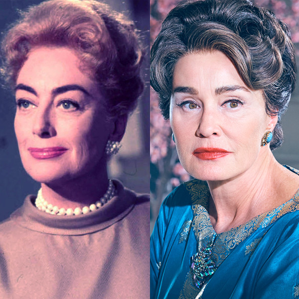 <i>Feud: Bette and Joan</i> Transformations: See How Much the Cast Looks like the Real-Life Figures