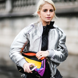 ESC: Paris Fashion Week, Street Style