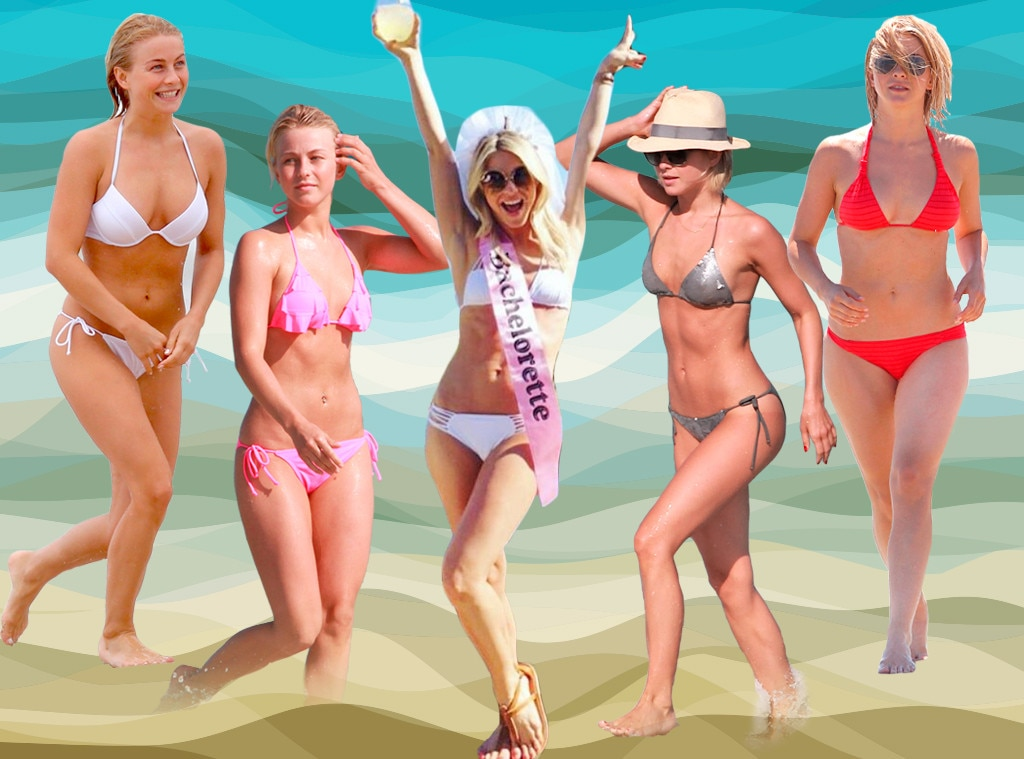 Hot Bodies Week, Bikini, Julianne Hough