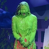 Demi Lovato, 2017 Kids Choice Awards, Show, Slime