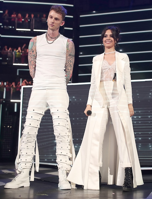 Camila Cabello, Machine Gun Kelly, 2017 Kids Choice Awards, Show