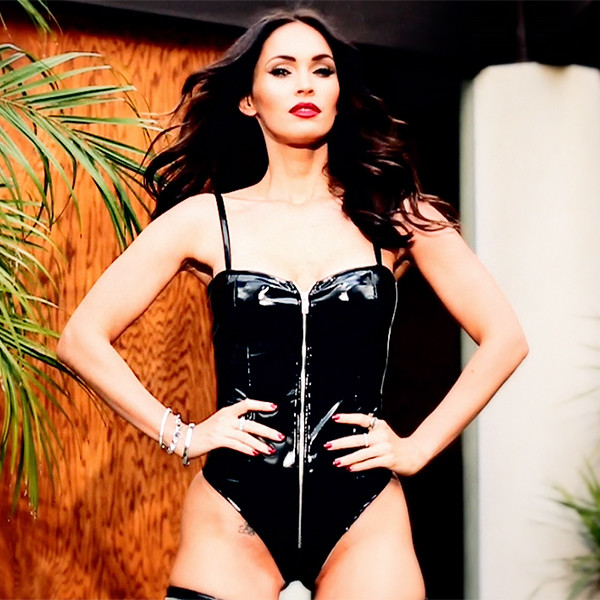 Megan Fox, Fredericks of Hollywood