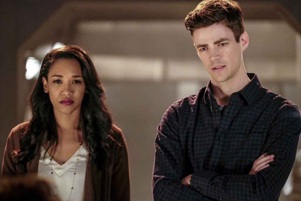 The Flash's Barry And Iris Have A Tough Decision To Make: Catch A Murderer Or Save Iris' Life?