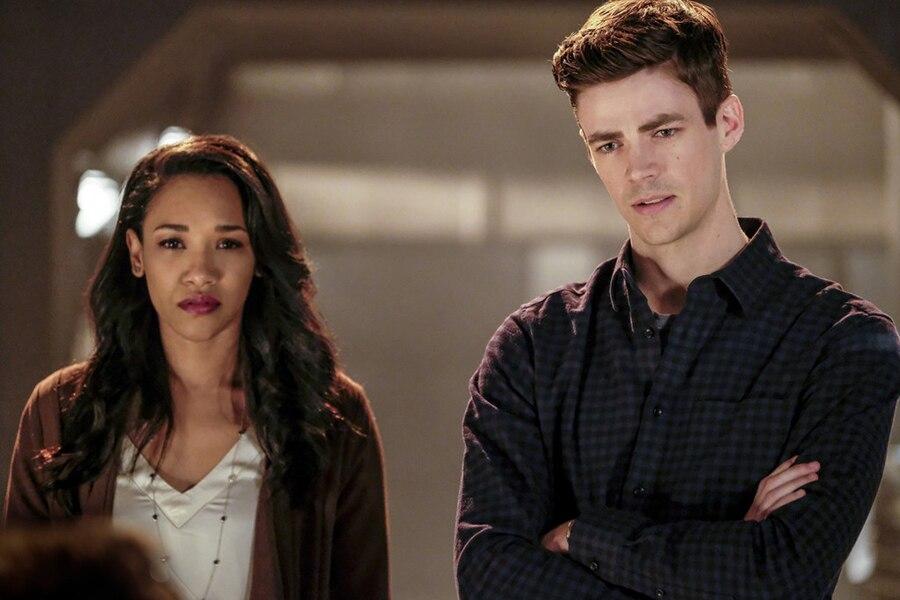 The Flash, Candice Patton