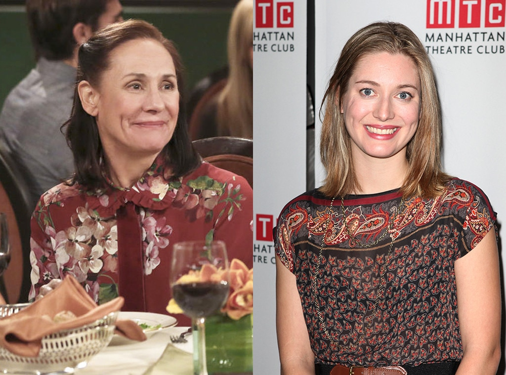 Laurie Metcalf, Big Bang Theory, Zoe Perry