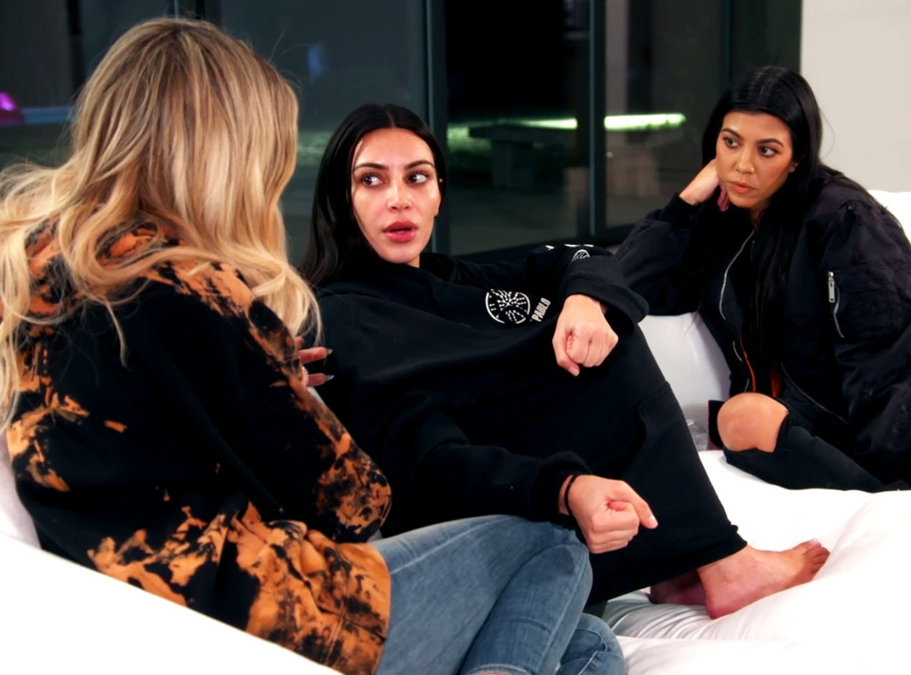 Kim Kardashian's Paris robbery details to air on 'KUWTK' Sunday, March 19