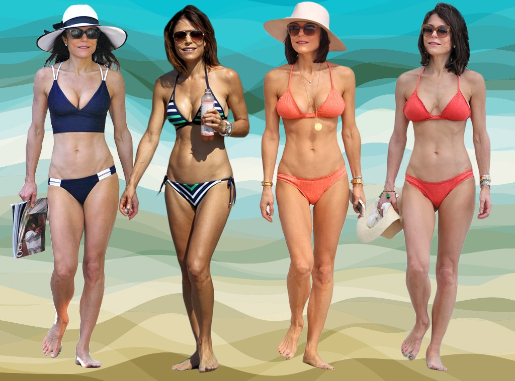Hot Bodies Week, Bikini, Bethenny Frankel