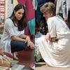 Meghan Markle, Princess Diana, India, Charity