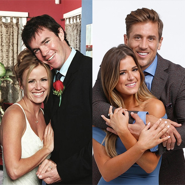 A Brief History of <i>Bachelor</i> and <i>Bachelorette</i> Finales