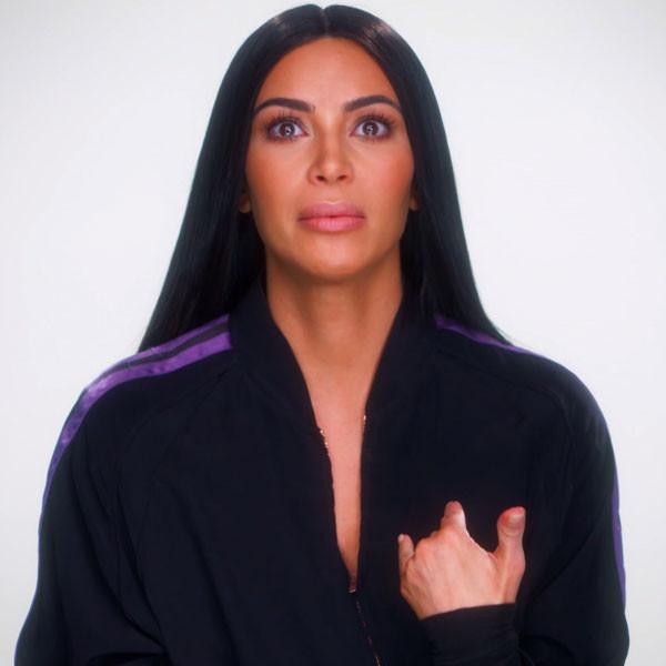 Kim Kardashian Says She ''Mentally Prepped'' to Be Raped and ...  Kim Kardashian