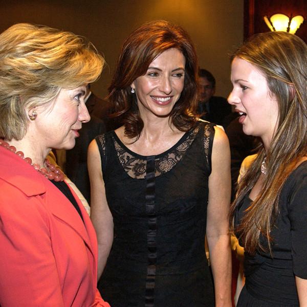 Hillary Clinton, Amber Tamblyn