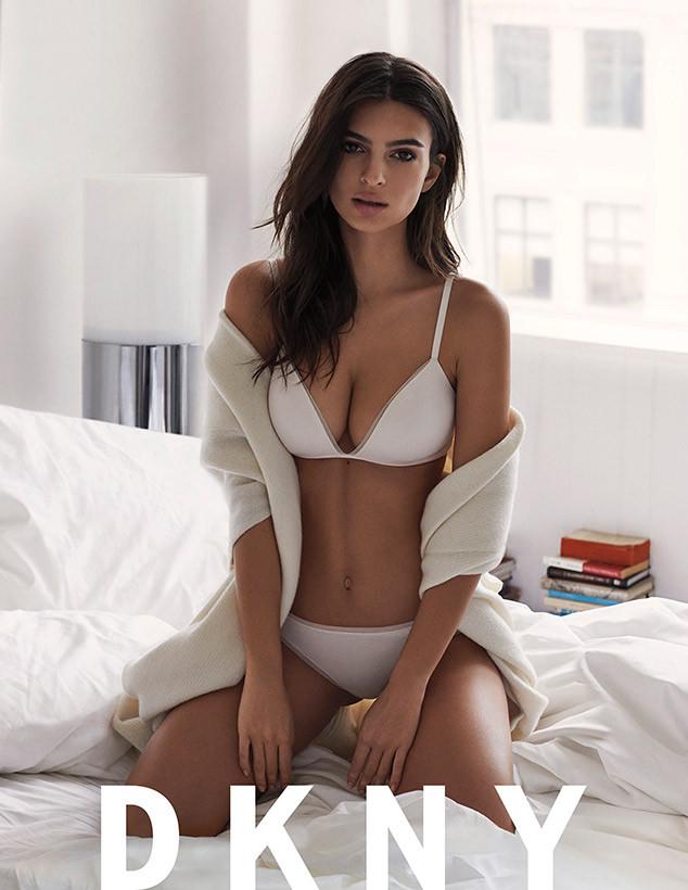 Emily Ratajkowski, DKNY
