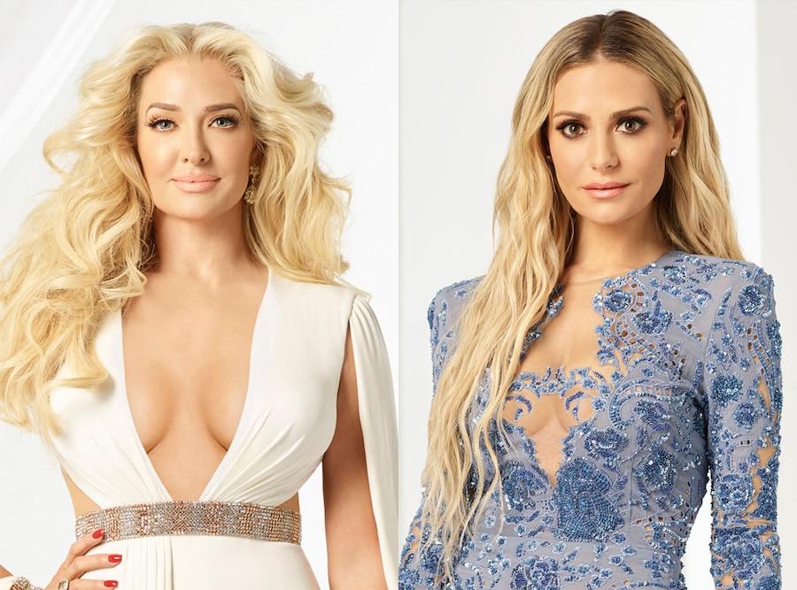 Erika Girardi, Dorit Kemsley, Real Housewives of Beverly Hills, RHOB
