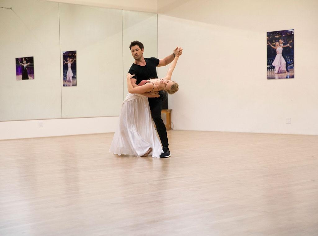 DWTS Heather Morris unfair advantage with dance background?