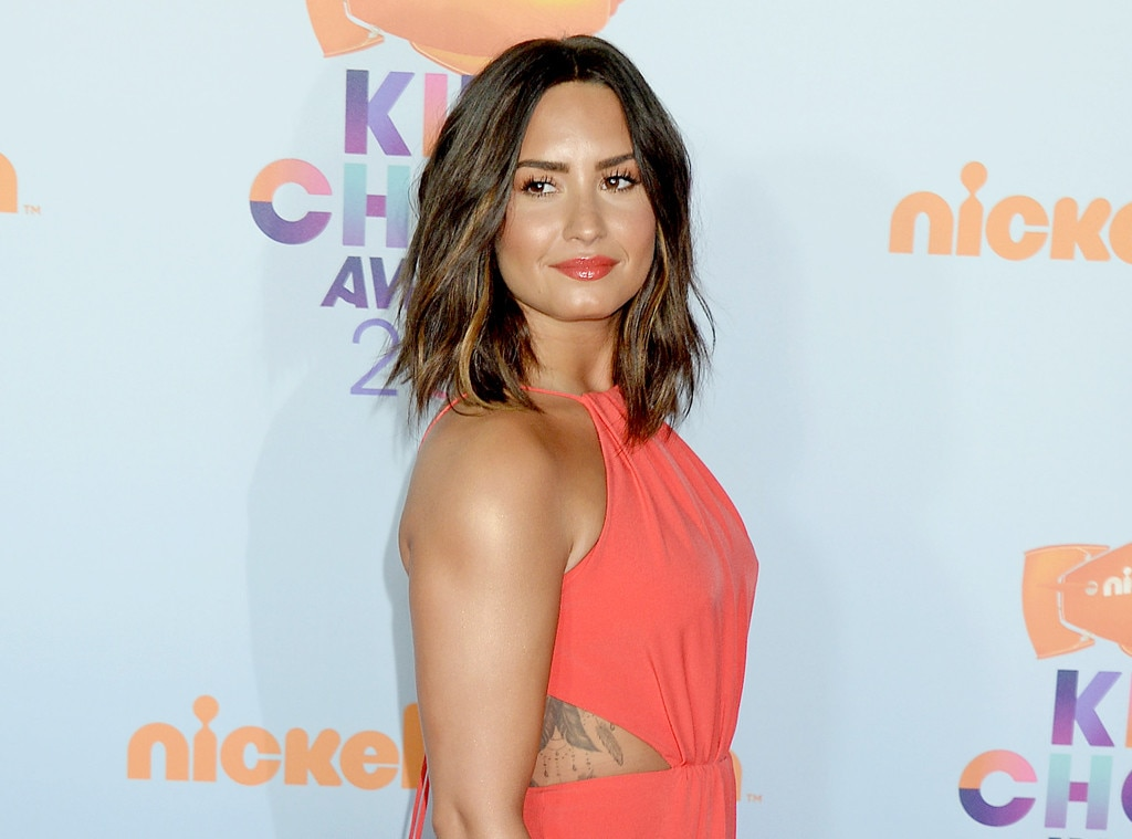 """Demi Lovato Reflects On 5-Year Anniversary Of Sobriety With Heartfelt Message: There Were """"So Many Times I Wanted To Relapse"""""""