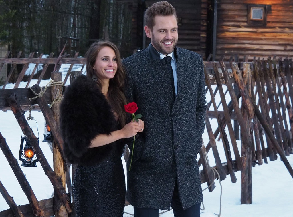 The Bachelor Season 21 Finale, Nick Viall, Vanessa