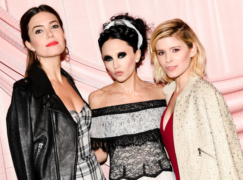 ESC: Mandy Moore, Kate Mara, Stacey Bendet