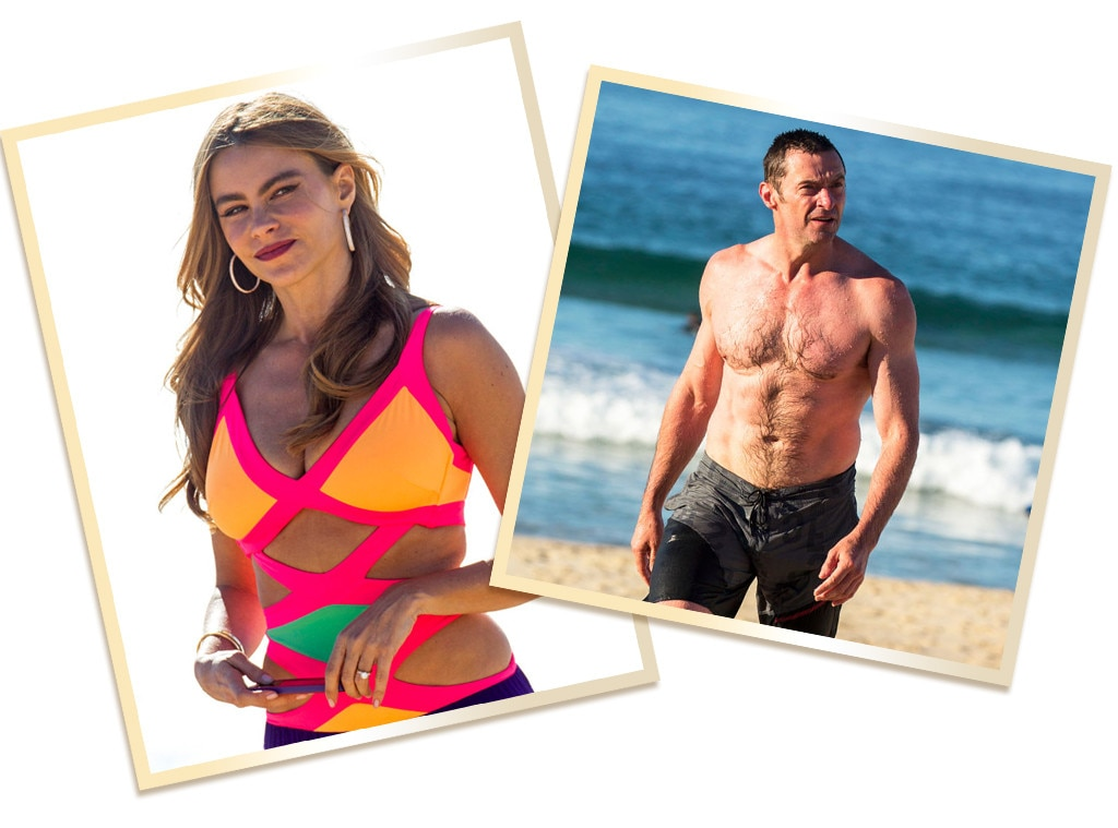 Hot Bodies Week, Bikini HeatMap, Bondi Beach