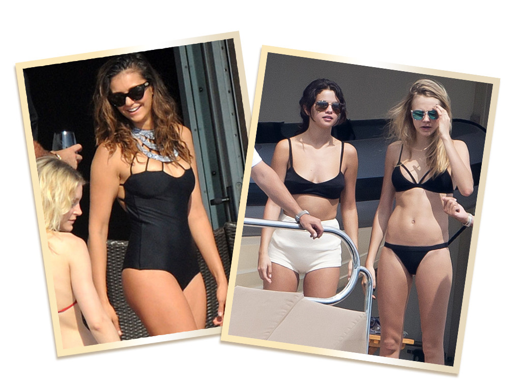 Hot Bodies Week, Bikini HeatMap, St. Tropez, Yacht