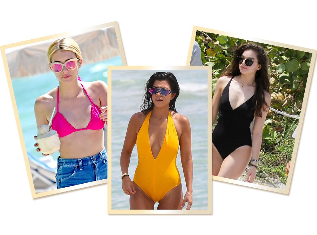 Hot Bodies Week, Bikini HeatMap, Miami