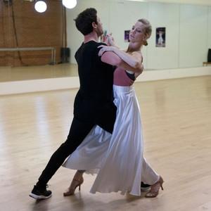 Dancing With the Stars Season 24, Heather Morris and Maksim Chmerkovskiy