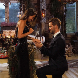 The Bachelor Season 21 Finale, Nick Viall, Vanessa