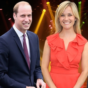 Prince William, Reese Witherspoon, Leonardo DiCaprio, Caught Dancing