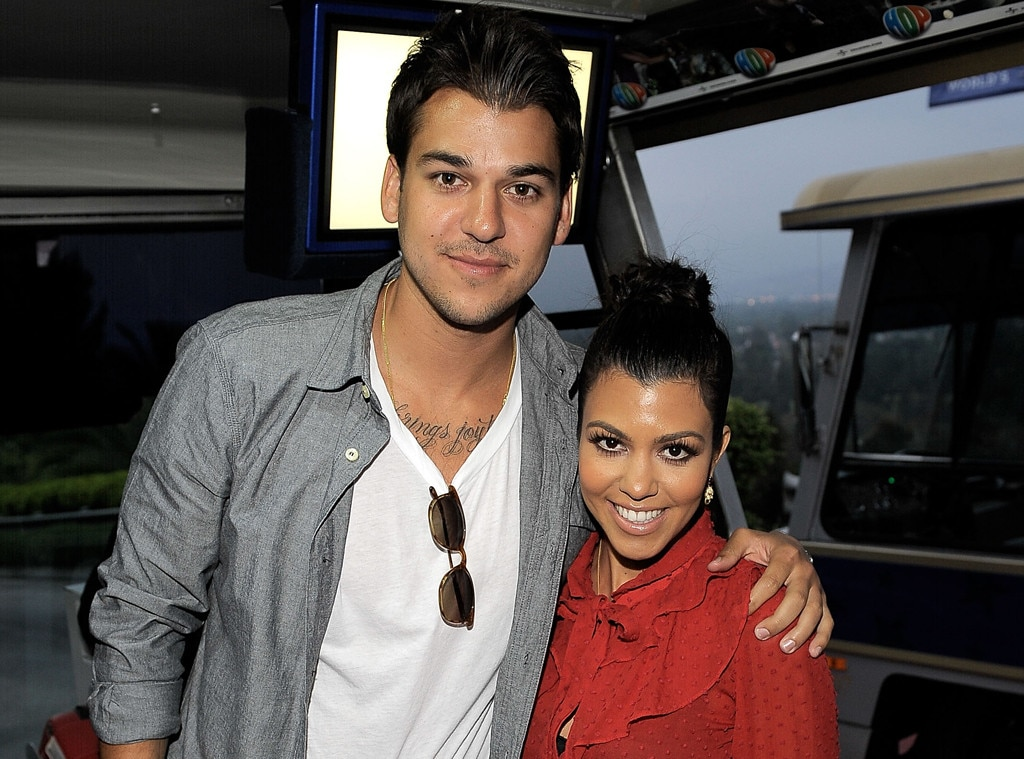 Kris Jenner Wishes Son Rob Kardashian A Happy 30th Birthday