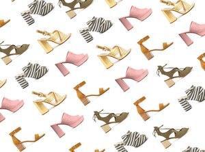 ESC: Spring Shoes Under 100