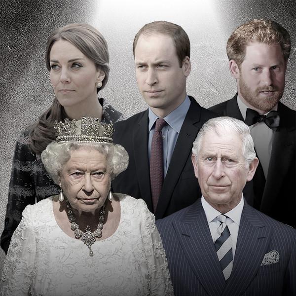 Royals Under Spotlight