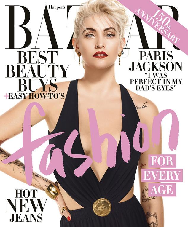 Paris Jackson, Harper's Bazaar