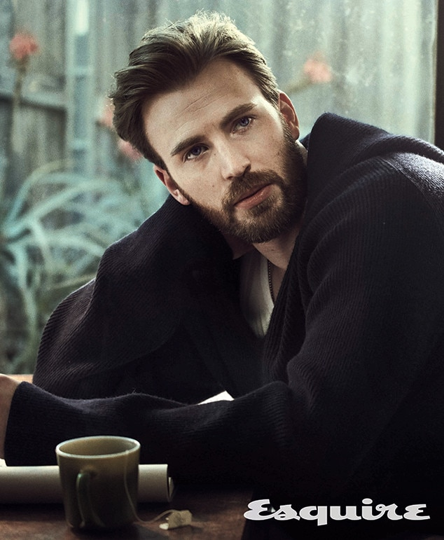 Chris Evans, Esquire