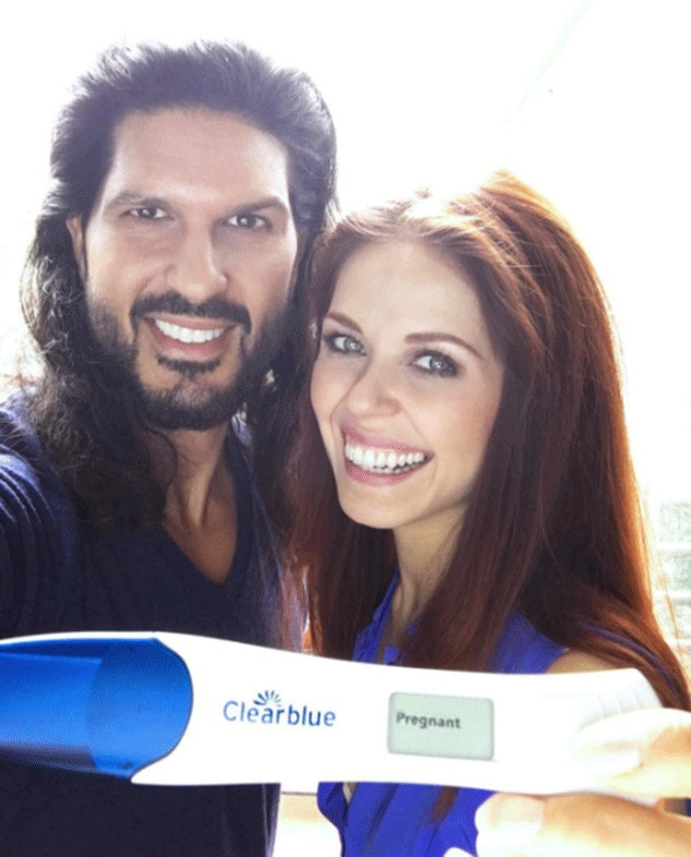 Anna Trebunskaya Is Pregnant! Dancing With The Stars Pro Expecting Baby No. 2 With Nevin Millan