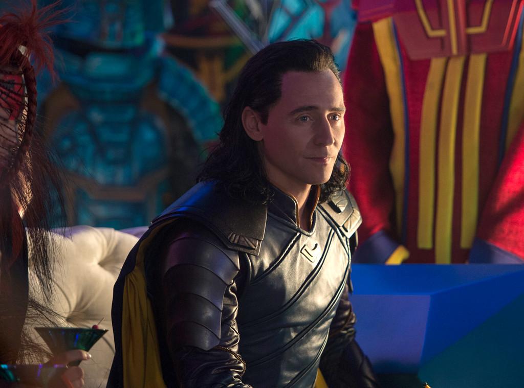 Thor: Ragnarok, Tom Hiddleston