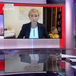 BBC Interview Dad Parody, Jono and Ben