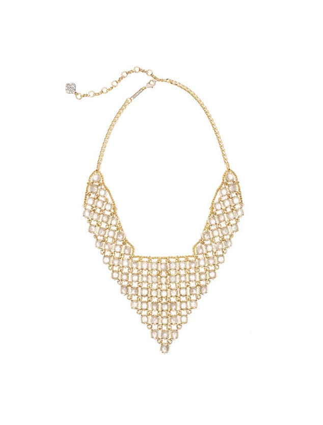 ESC: Alicia Keys DANNIJO necklace