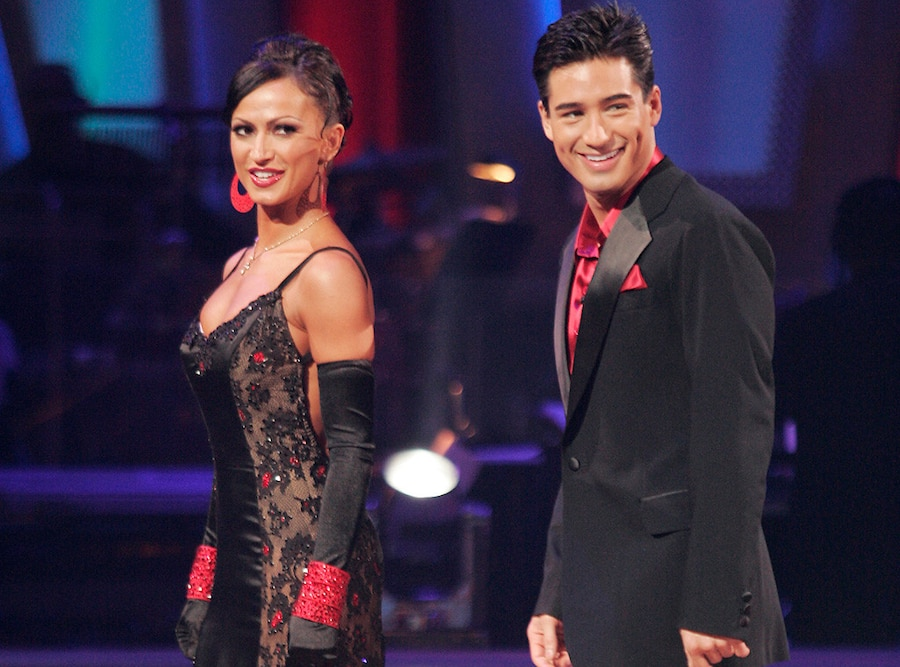 Mario Lopez, Dancing with the Stars, DWTS