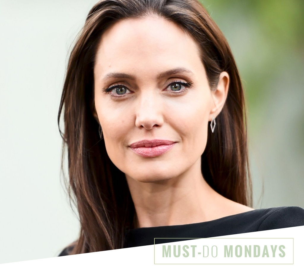 ESC: Must Do Monday, Angelina Jolie