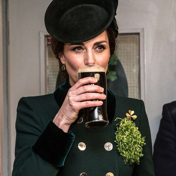 Prince William, Kate Middleton, Guinness