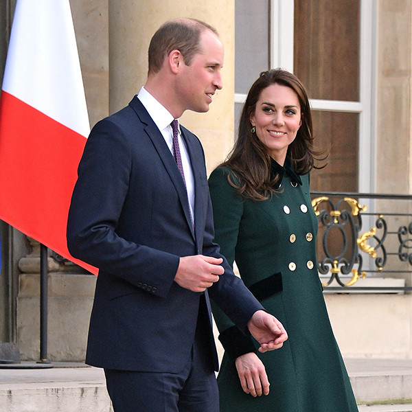 Expert says William and Kates body language   Mail Online