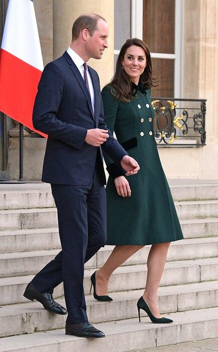 Prince William, Kate Middleton, Body Language