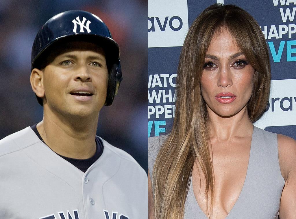 Alex Rodriguez, Jennifer Lopez