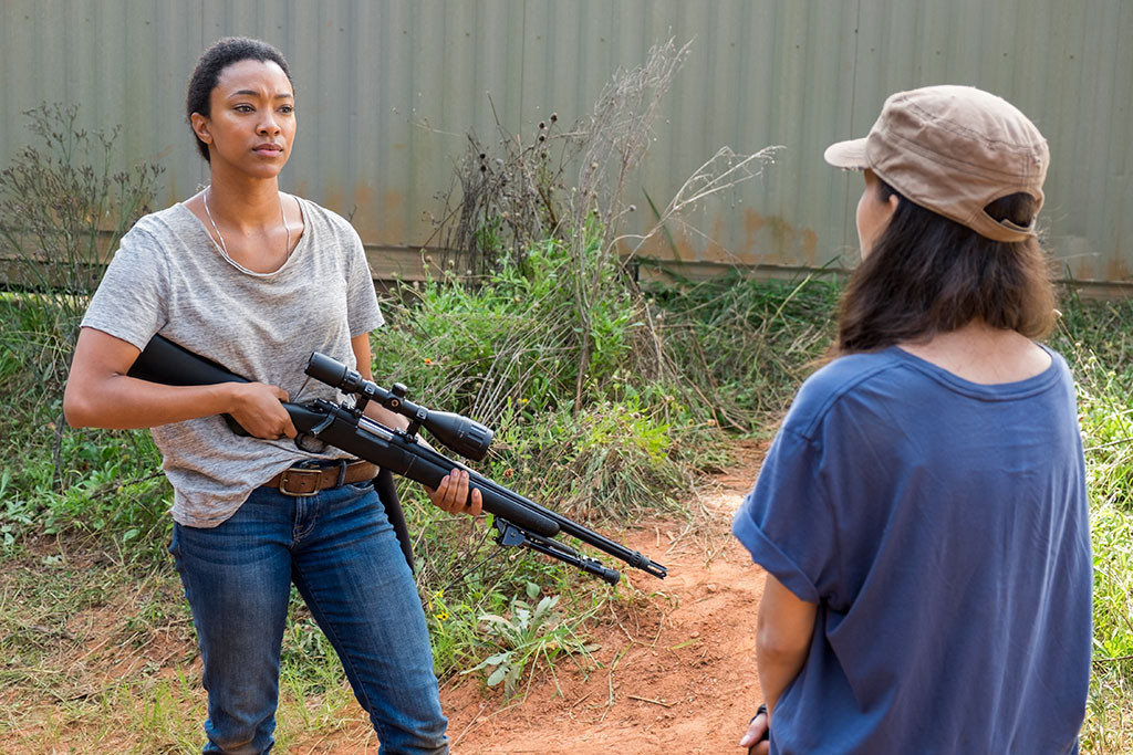 The Walking Dead, Sonequa-Martin Green