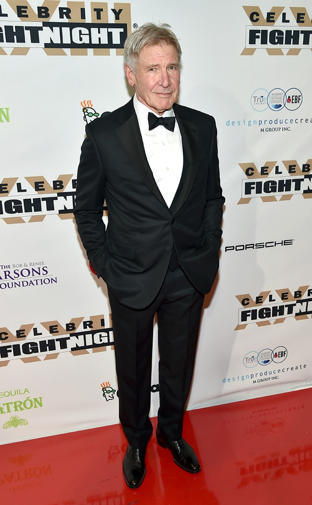 Harrison Ford, Celebrity Fight Night