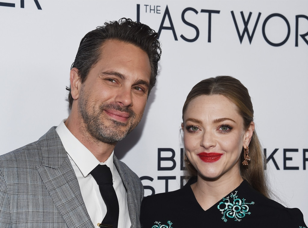 Thomas Sadoski, Amanda Seyfried